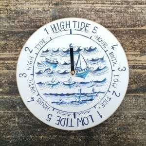 Waves Tide Clock