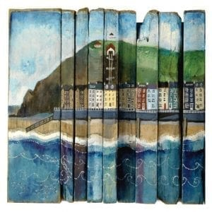 Aber-on-driftwood-square-card