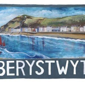 Blue-Aberystwyth