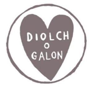 diolch-o-galon