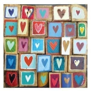 Hearts-square-card