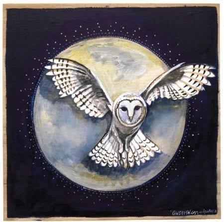 Gwdihw Owl
