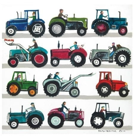 taith tractor